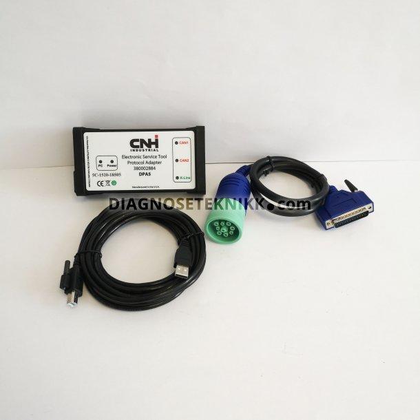 CNH ELECTRONIC SERVICE TOOL DPA5 (KOBELCO, Steyr, etc)